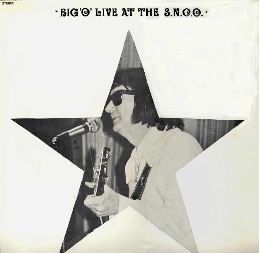 Big O Live At The S.N.C.O. SLP 001