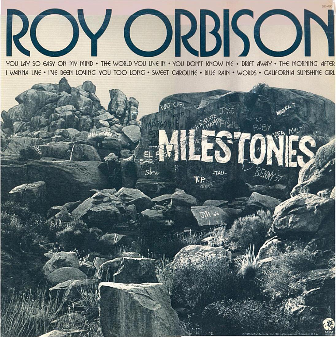 Milestones SE 4934