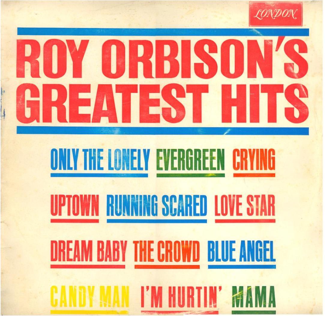 Roy Orbison\'s Greatest Hits HAA-7710