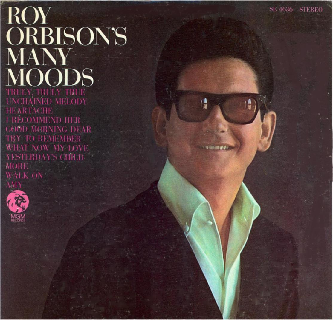 Roy Orbison\\\'s Many Moods SE 4636