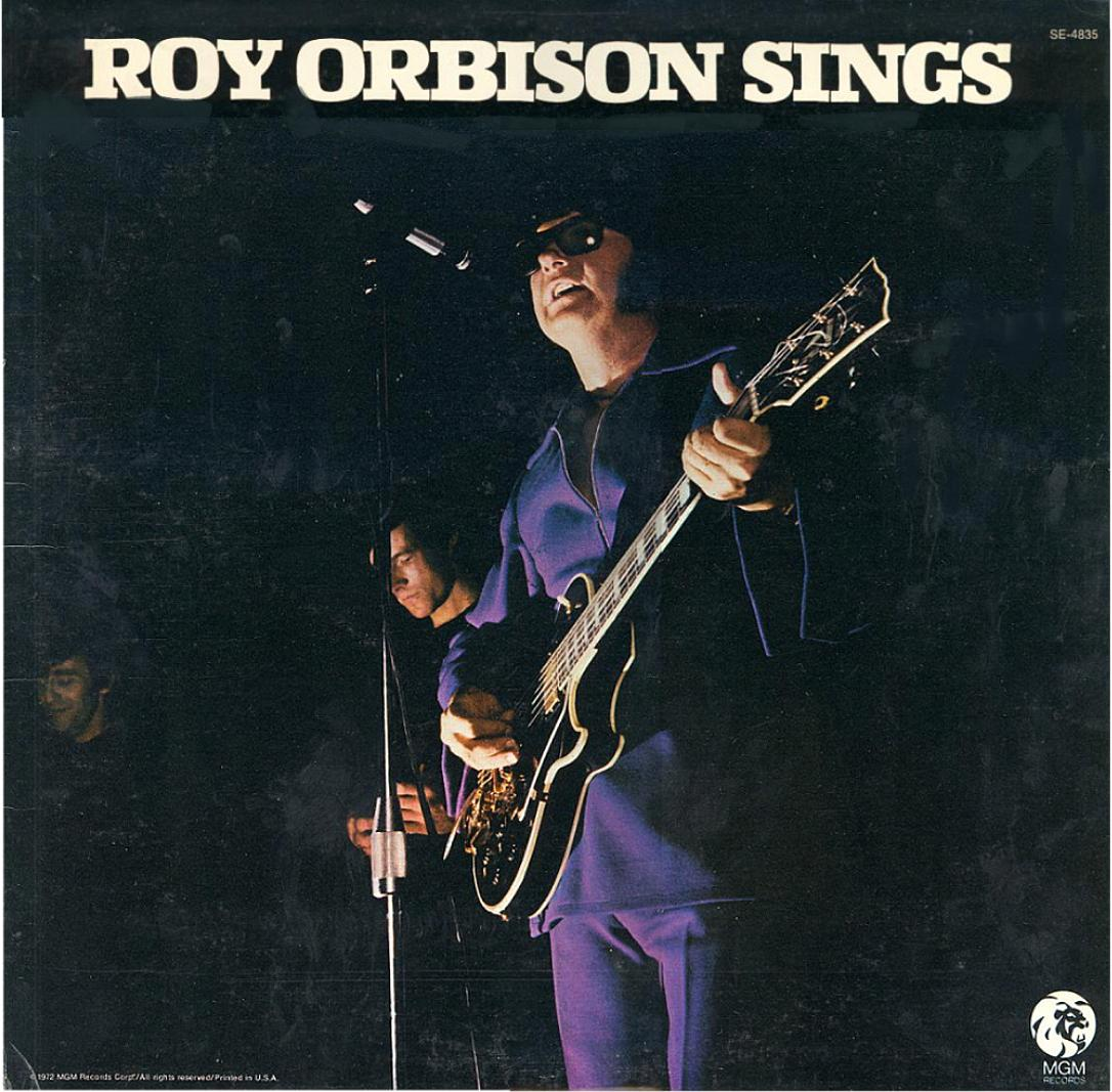 Roy Orbison Sings SE 4835