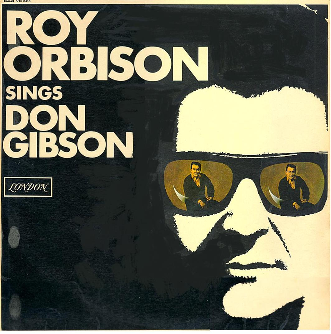 Sings Don Gibson SHU 8318