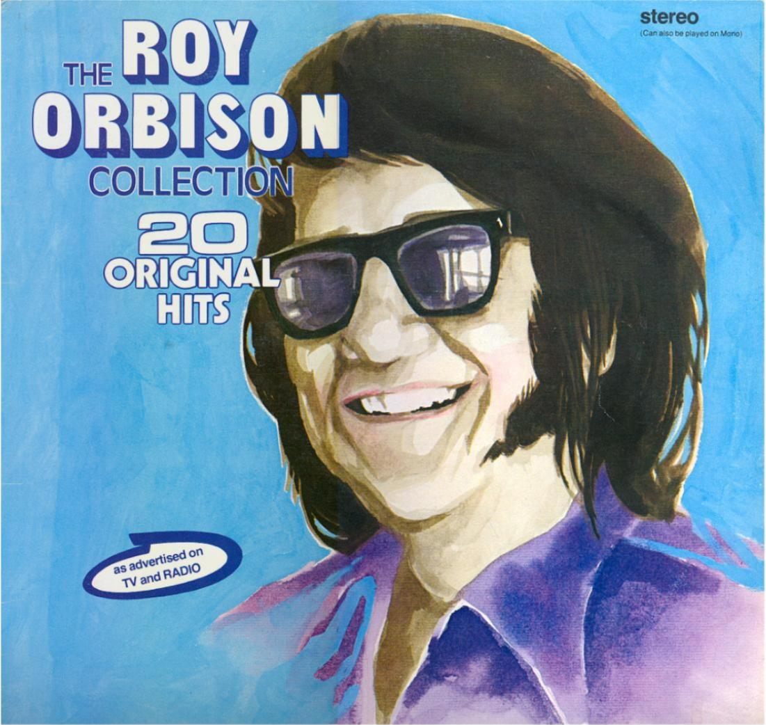The Roy Orbison Collection TVLP 76014