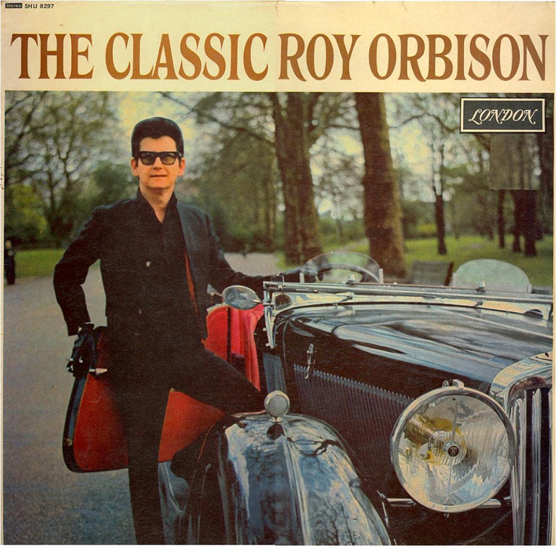 The Classic Roy Orbison SHU 8297