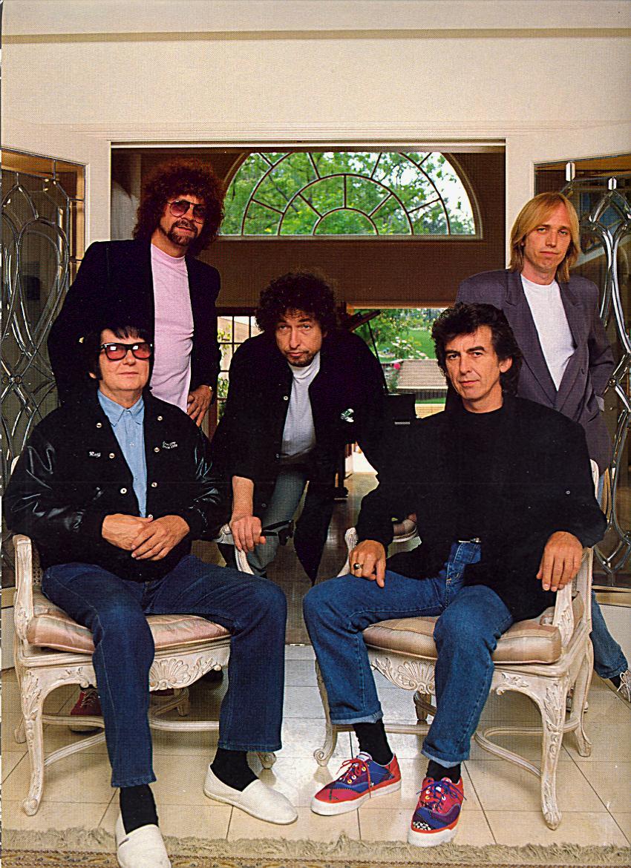 Traveling Wilburys (3)