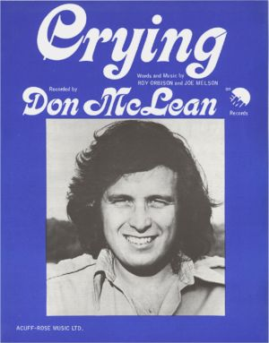 Crying (Don McLean)