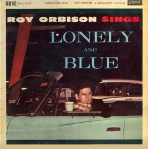 Lonely And Blue HA-U 2342