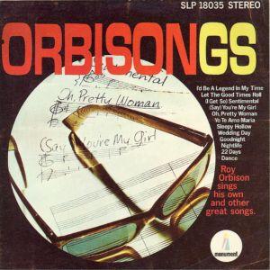Orbisongs SLP 18035