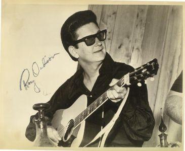 Roy Orbison Autograf (2)