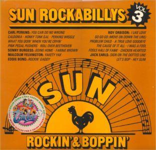 Sun Rockabillys Vol.3 6467 028