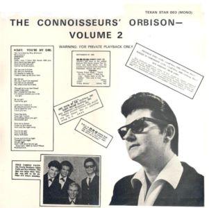 The Connoisseur\'s Orbison TS 003