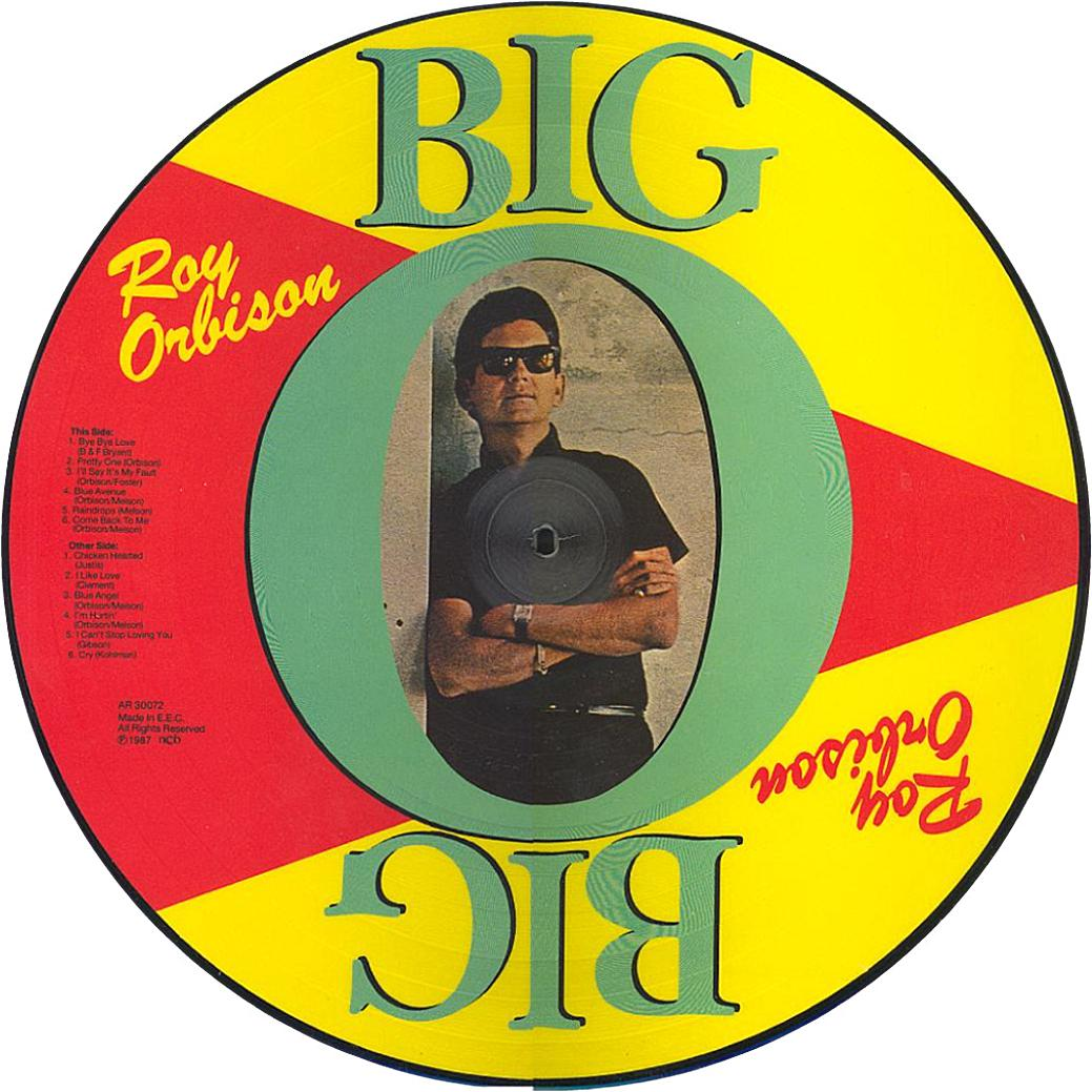 BIG O AR 30072 Picture Disc