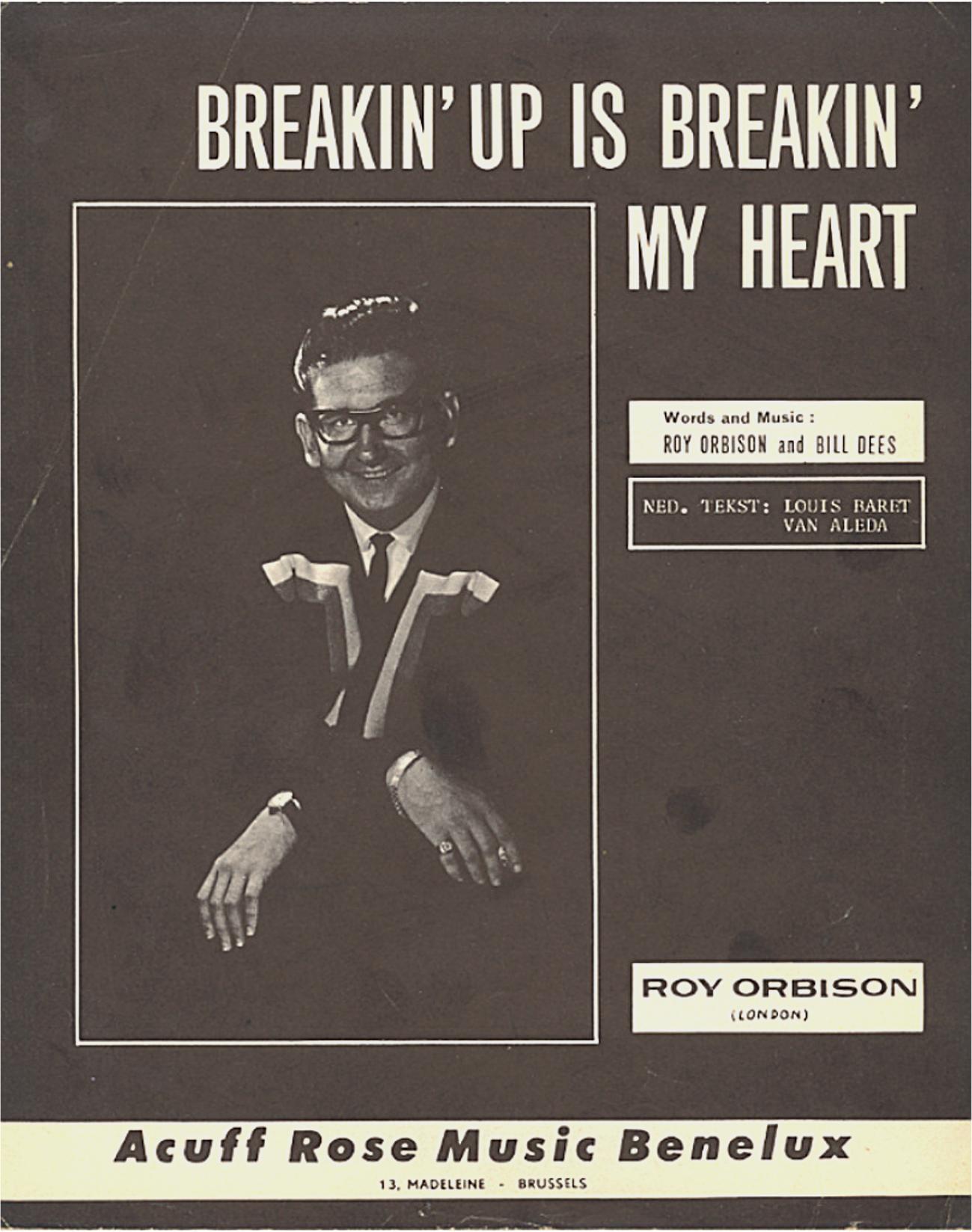 Breakin\'up Is Breakin\'my Heart