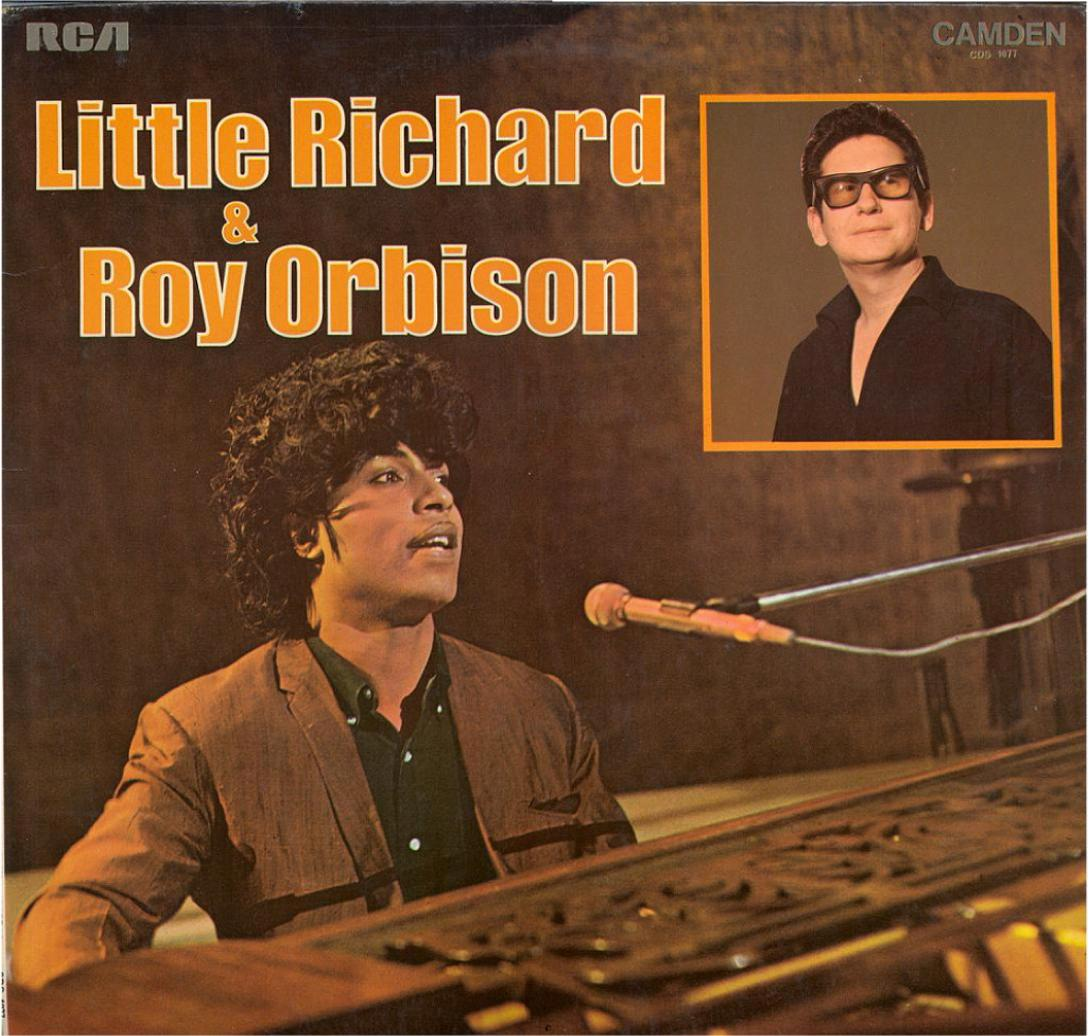 Little Richard - Roy Orbison CDS 1077