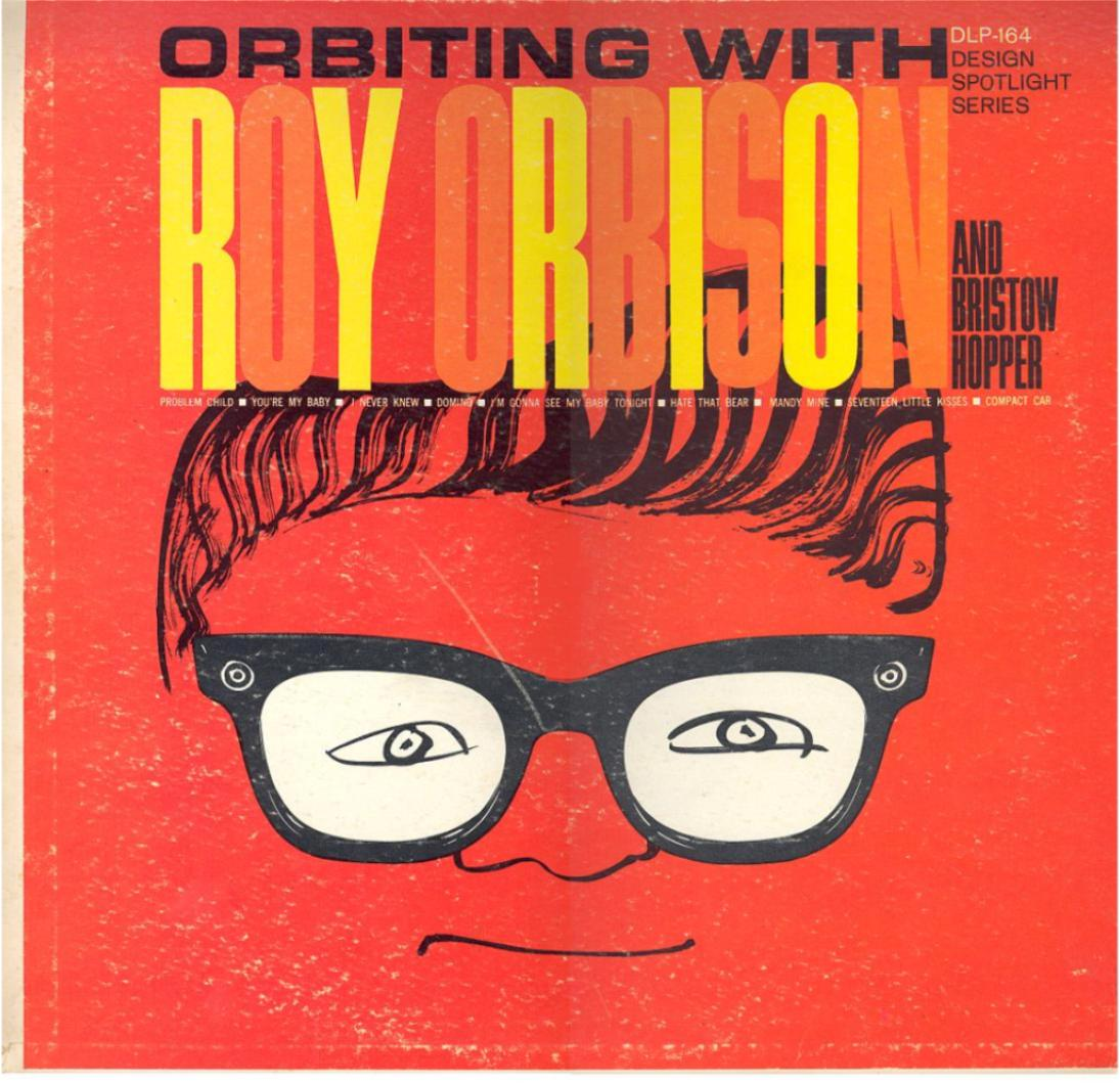 Orbiting With Roy Orbison DLP-164