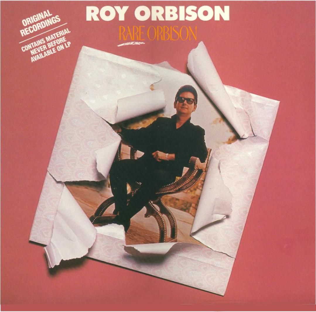 Rare Orbison MNT 463418 1