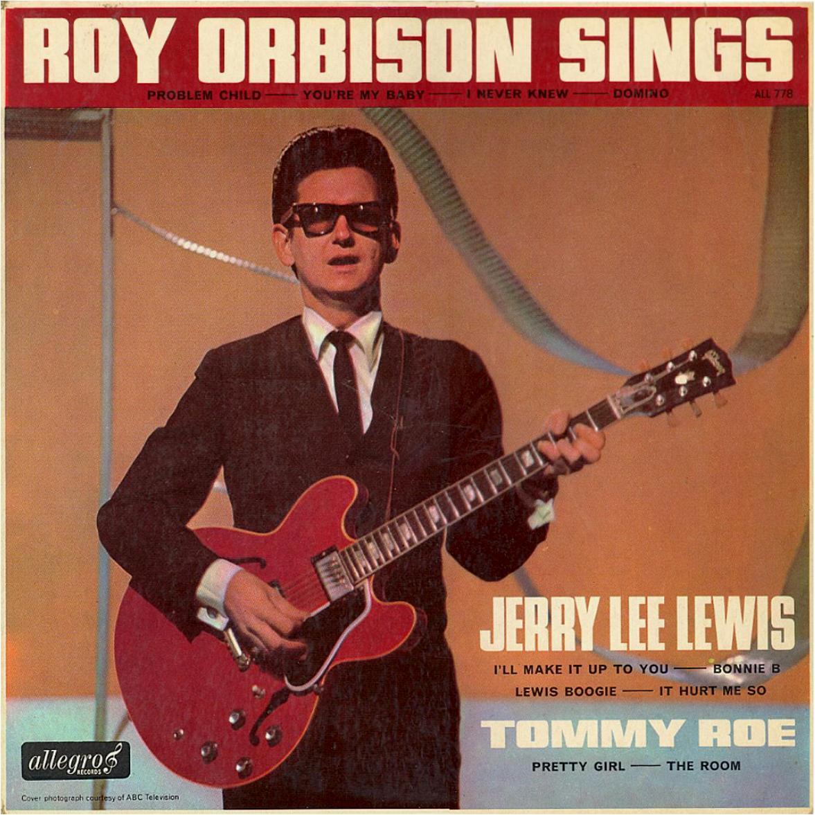 Roy Orbison Sings ALL778