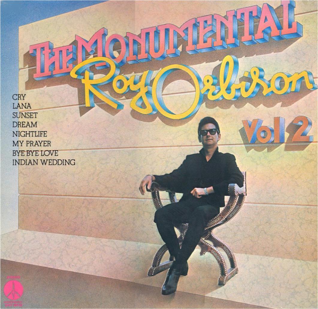 The Monumental Roy Orbison Vol. 2 MNT 69188 Eng