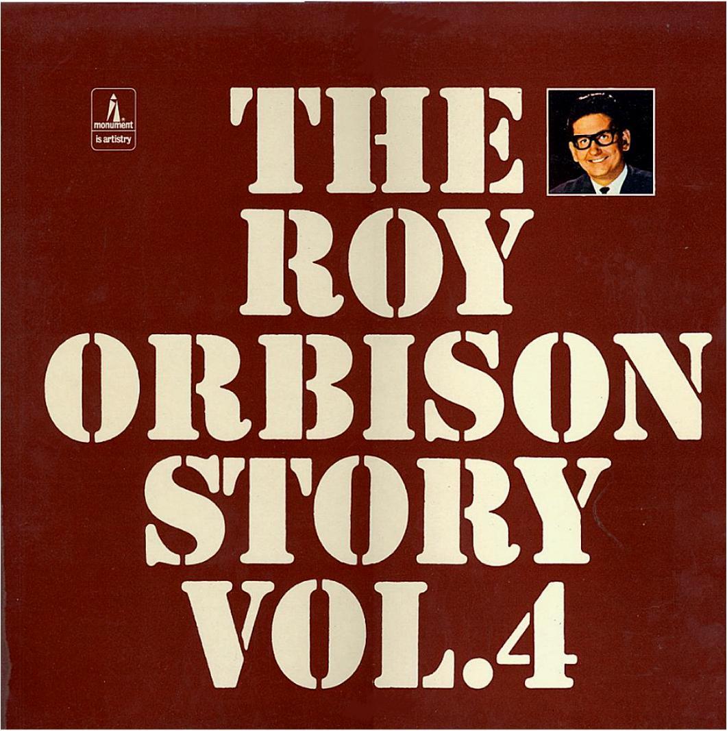 The Roy Orbison Story Vol.4 5C052-92743
