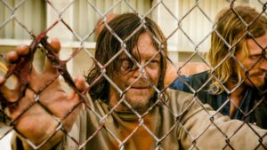 The Walking Dead: Crying